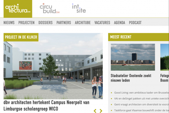 campus Vondersbroek op architectura