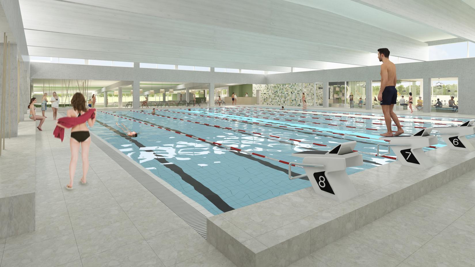 Zwembad Sint-Truiden